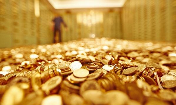 Giá vàng hôm nay 1/11: Vàng lại tăng một mạch lên đỉnh - 1
