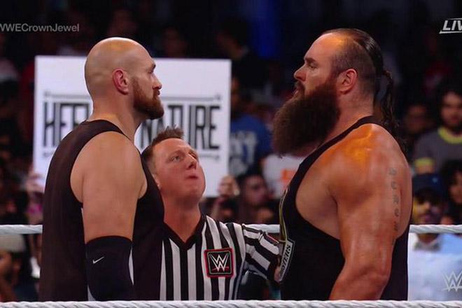 """""""Gã điên"""" Fury ngất lại tỉnh, đấm gục """"Khổng lồ WWE"""" 175kg chấn động làng võ - 1"""
