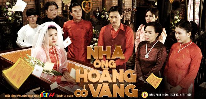 """Việt Hương làm mẹ của Hà Trí Quang trong phim mới """"Nhà ông Hoàng có vàng"""" - 1"""