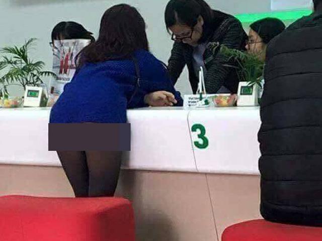 Sử dụng quần tất vô duyên, nhiều cô gái châu Á trở thành tâm điểm chỉ trích