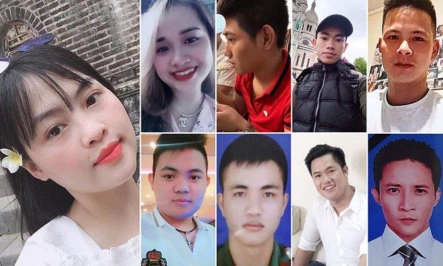 Báo Anh: Cảnh sát Anh tin toàn bộ 39 thi thể trên xe container là người Việt - 1