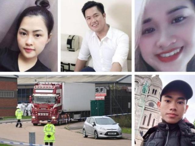 CNN: Cảnh sát Việt Nam bắt 2 nghi phạm liên quan vụ 39 thi thể trên xe container ở Anh