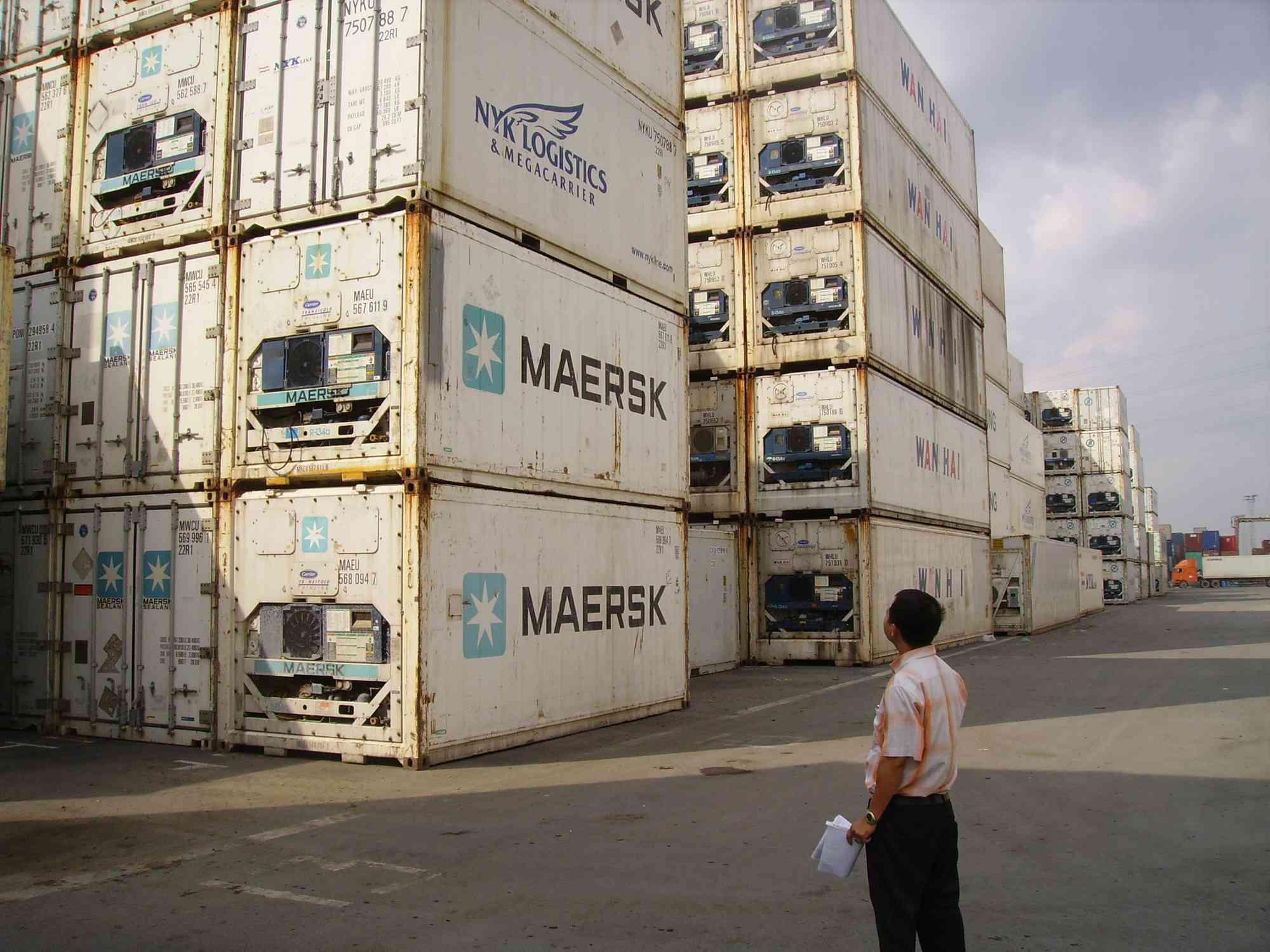 Xuất khẩu nông sản bị lừa tới tấp - 1
