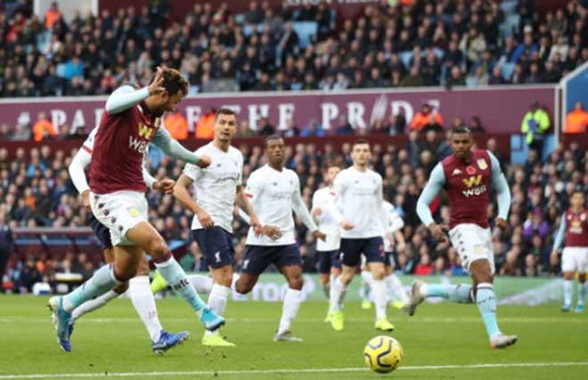 Video highlight trận Aston Villa - Liverpool: Ngược dòng kinh điển, vỡ òa phút 90+4 (Vòng 11 Ngoại hạng Anh) - 1