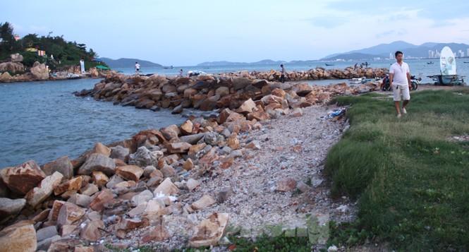 Thu hồi dự án 33 triệu USD lấn biển Nha Trang để xây công viên - 1