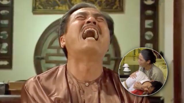"""Vợ cũ Phan Thanh Bình hóa điên trong tập cuối """"Tiếng sét trong mưa"""" - 1"""