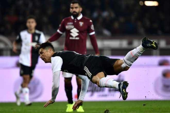 Video highlight trận Torino - Juventus: Ronaldo tung hoành, người hùng bất ngờ (Vòng 11 Serie A) - 1
