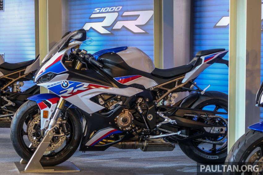 2020 BMW Motorrad S 1000 RR ra mắt với gói độ M Sport, giá từ 771 triệu đồng - 1