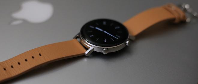 Đánhgiá Huawei Watch GT 2 phiên bản 42mm: Gọn nhẹ, pin khỏe - 1