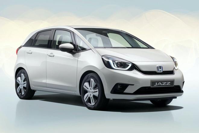 """Honda """"lột xác"""" dòng xe cỡ nhỏ Jazz ở phiên bản thế hệ mới - 1"""