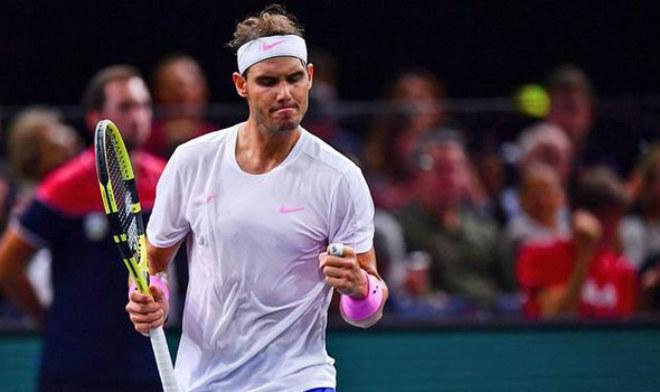 Tin thể thao HOT 4/11: Bỏ Paris Masters, Nadal vẫn hạnh phúc - 1