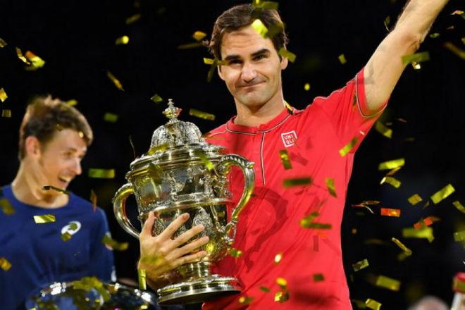 """Tin thể thao HOT 5/11: """"Tsitsipas chẳng ngán gì Federer - Nadal"""" - 1"""