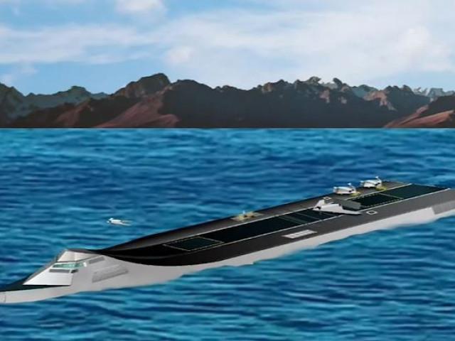 Trung Quốc đang say sưa với tàu sân bay, Mỹ đã có kế hoạch thay thế chúng