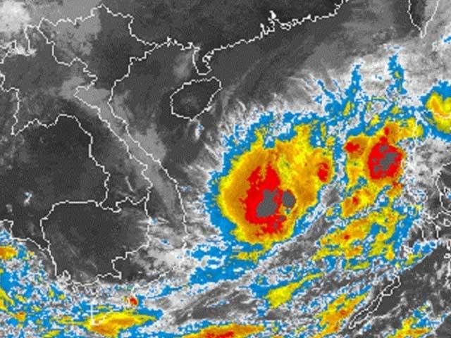 Kịch bản khó lường khi áp thấp nhiệt đới bất ngờ đổi hướng