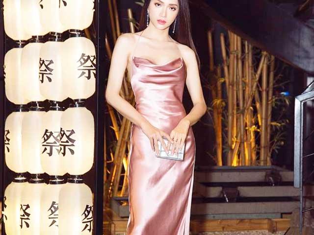 """Nổi tiếng khéo mặc, Midu, Hương Giang có lần suýt """"độn thổ"""" vì váy lụa nhạy cảm"""