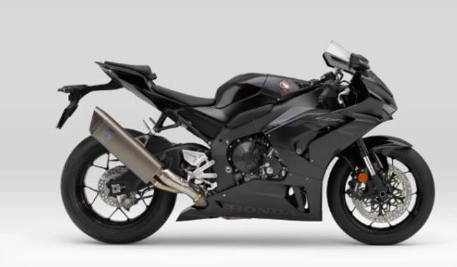 Honda CBR1000RR-R 2020 hoàn toàn mới chính thức ra mắt! - 1