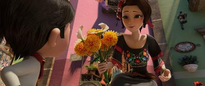 Bộ phim lấy cảm hứng từ Lễ hội người chết ở Mexico - 1