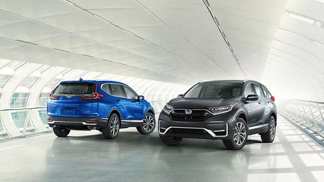 Honda CR-V thế hệ mới nâng cấp nhẹ về thiết kế và tăng giá bán - 9
