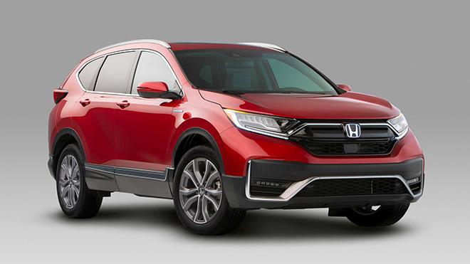 Honda CR-V thế hệ mới nâng cấp nhẹ về thiết kế và tăng giá bán - 3