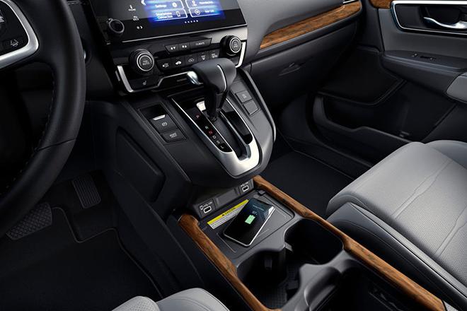 Honda CR-V thế hệ mới nâng cấp nhẹ về thiết kế và tăng giá bán - 8