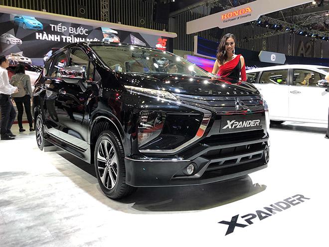 Mitsubishi nhá hàng mẫu SUV mới lấy cảm hứng từ Xpander - 3