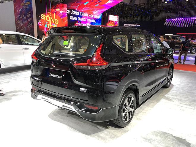 Mitsubishi nhá hàng mẫu SUV mới lấy cảm hứng từ Xpander - 4