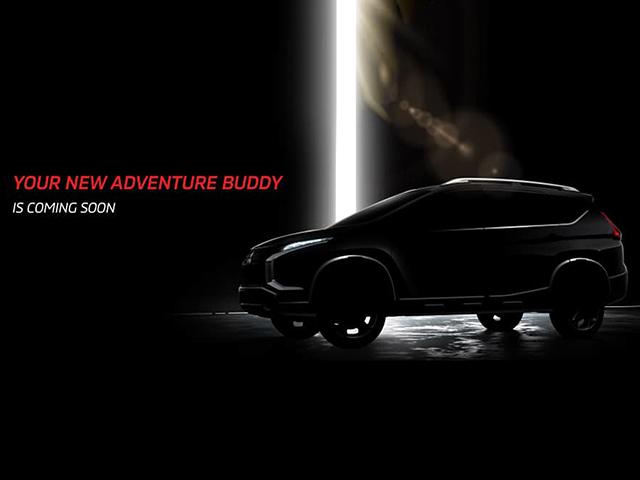Mitsubishi nhá hàng mẫu SUV mới lấy cảm hứng từ Xpander
