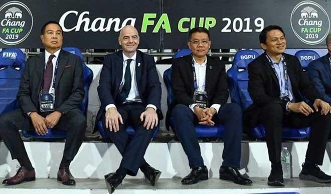 CLB Hà Nội bất ngờ có cơ hội đấu Real, Liverpool ở FIFA Club World Cup - 1