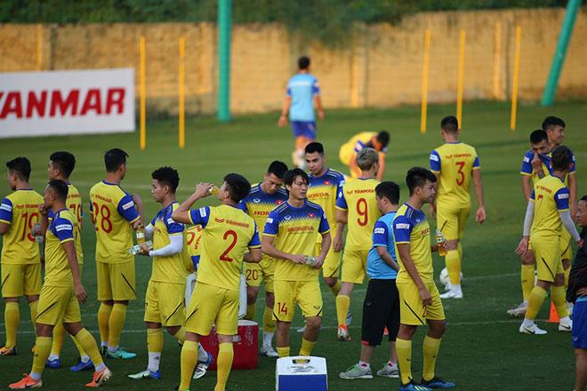 ĐT Việt Nam sắp đấu nội bộ với U22 VN: Tính toán riêng của HLV Park Hang Seo - 1