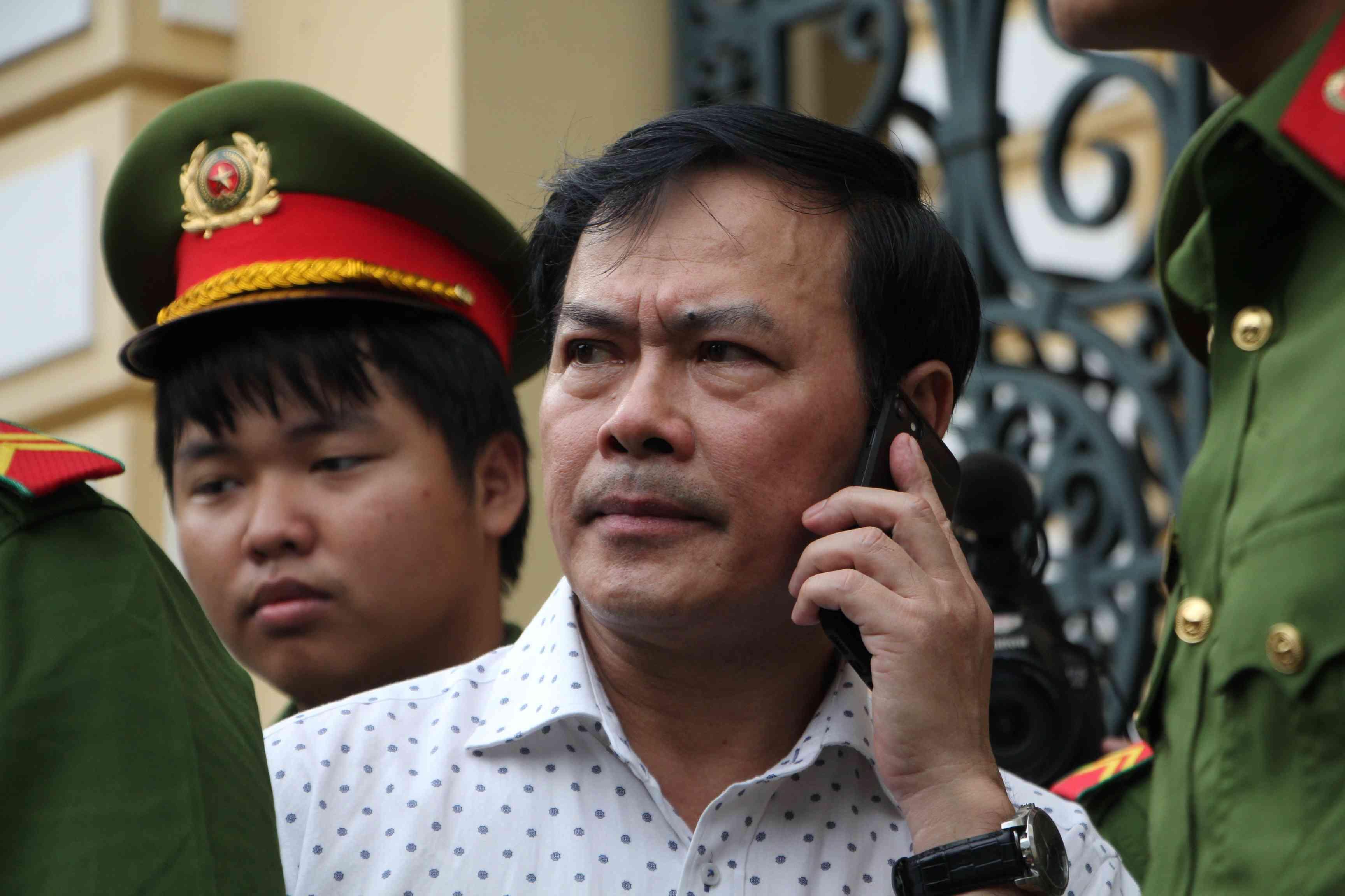Ông Nguyễn Hữu Linh sẽ bị áp giải thi hành án nếu không tự nguyện - 1