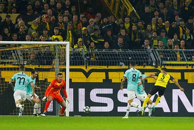 Kết quả bóng đá cúp C1 Dortmund - Inter Milan: Chiến thắng ngoạn mục, SAO Real rực sáng - 1