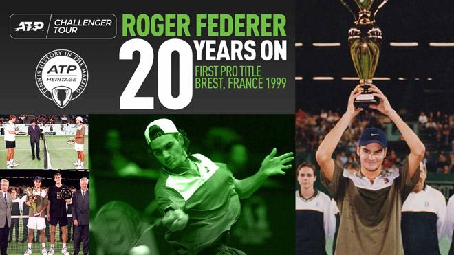 Hé lộ Federer giành chức vô địch đầu tiên như thế nào? - 1