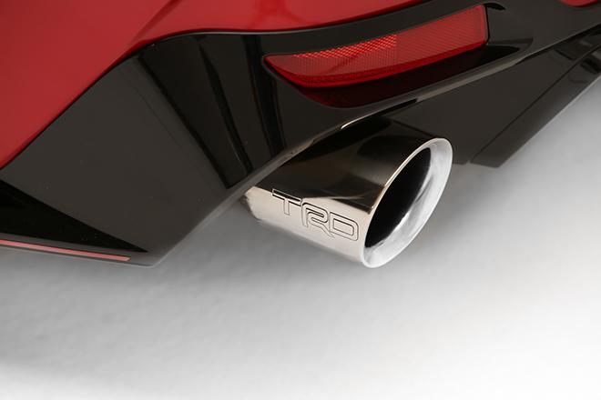 Toyota Avalon TRD Pro Concept trình làn, nhanh hơn cả Porsche 911 Carrera hay Audi R8 - 8