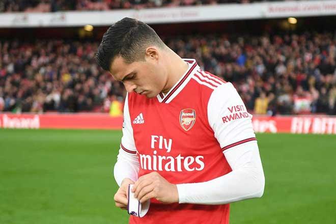 Tin HOT bóng đá tối 6/11: Xhaka có thể rời Arsenal tháng 1