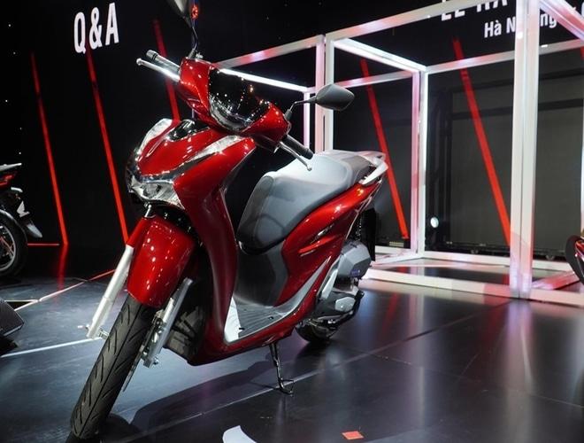 Bảng giá 2020 Honda SH mới nhất, tăng hơn 6 triệu so với SH cũ - 1