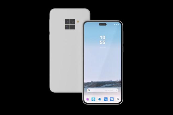Microsoft có thích thú với ý tưởng điện thoại Surface Duo này? - 1