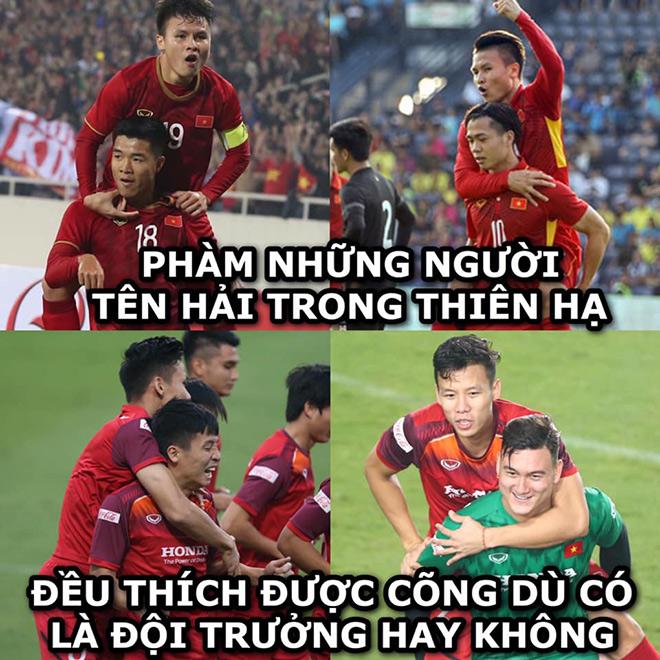 """Đội tuyển Việt Nam nhận """"cơn mưa"""" ảnh chế hài hước từ cộng đồng mạng - 1"""