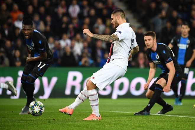 Kết quả bóng đá Cúp C1 PSG - Club Brugge: Khoảnh khắc ngôi sao, vé sớm đẳng cấp - 1