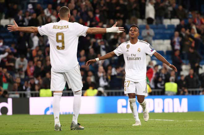 Kết quả bóng đá Cúp C1 Real Madrid - Galatasaray: Tỷ số kinh hoàng, thần đồng rực rỡ - 1