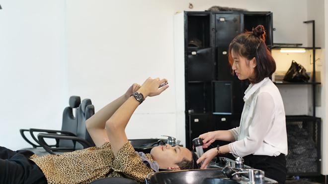 Không hổ danh 'thiên đường' tóc nam, đến 30Shine bây giờ còn được nằm giường massage siêu xịn - 2