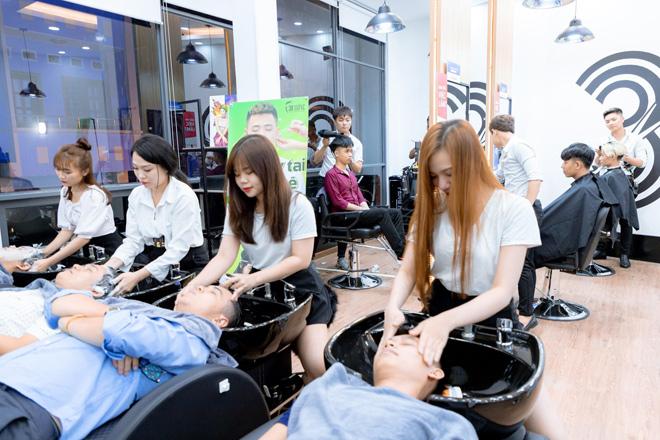Không hổ danh 'thiên đường' tóc nam, đến 30Shine bây giờ còn được nằm giường massage siêu xịn - 3