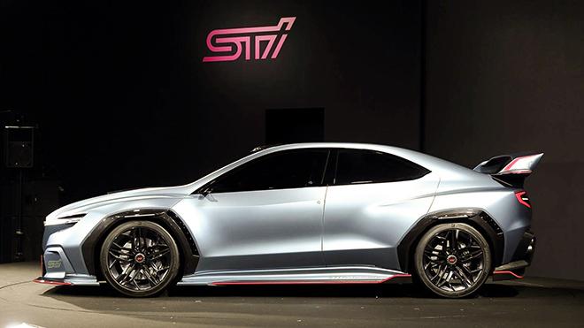 Mẫu xe Subaru STI thế hệ mới, sự kết hợp của hai hãng xe Nhật - 6