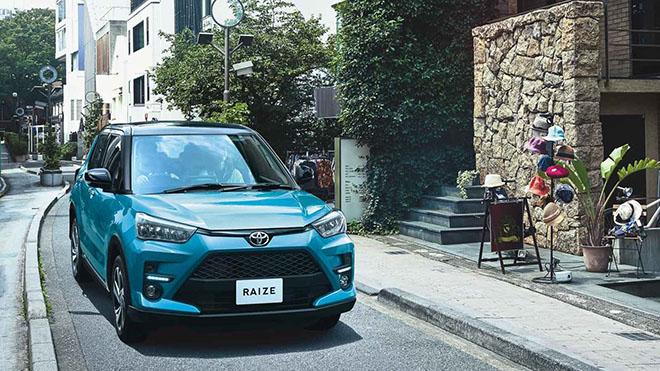 Toyota Raize 2020 chính thức ra mắt, đối trọng của Ford EcoSport - 1