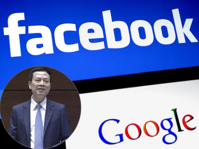 Bộ trưởng Nguyễn Mạnh Hùng: Đừng nghĩ MXH là không thể xác định danh tính