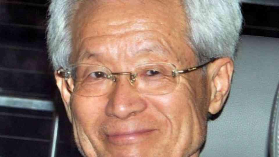 Trung Quốc bỏ tù chung thân cựu chính trị gia Nhật Bản - 1