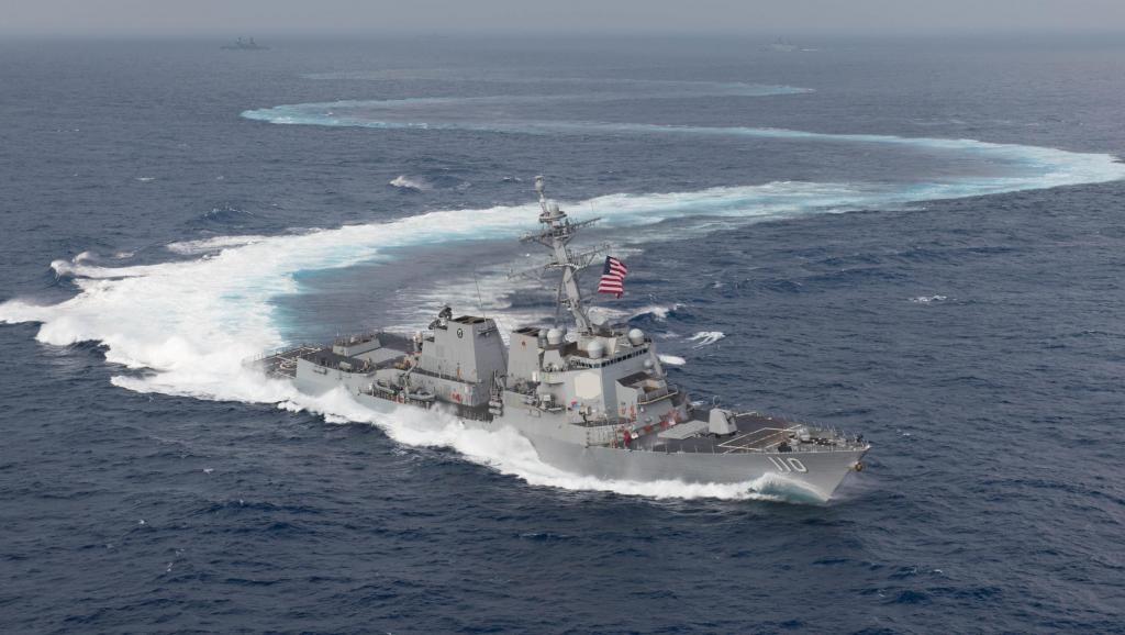Hé lộ 'tử huyệt' khiến Hạm đội Thái Bình Dương Mỹ bị tiêu diệt trong 7 phút - 1