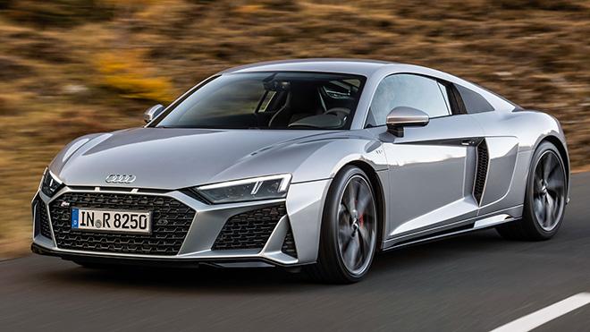 Audi giới thiệu R8 hệ dẫn động cầu sau thay vì 4 bánh quattro - 2