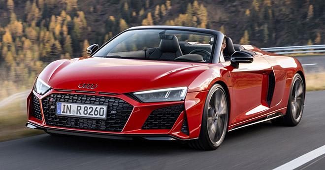 Audi giới thiệu R8 hệ dẫn động cầu sau thay vì 4 bánh quattro - 3