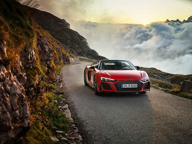 Audi giới thiệu R8 hệ dẫn động cầu sau thay vì 4 bánh quattro - 9