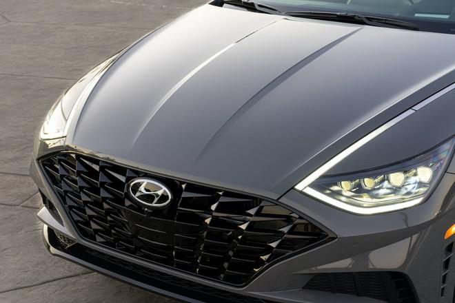 Hyundai Sonata thế hệ mới thêm nhiều trang bị, giá từ 542 triệu đồng - 6